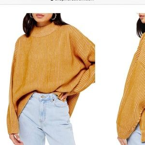 Topshop sweater. Worn once!